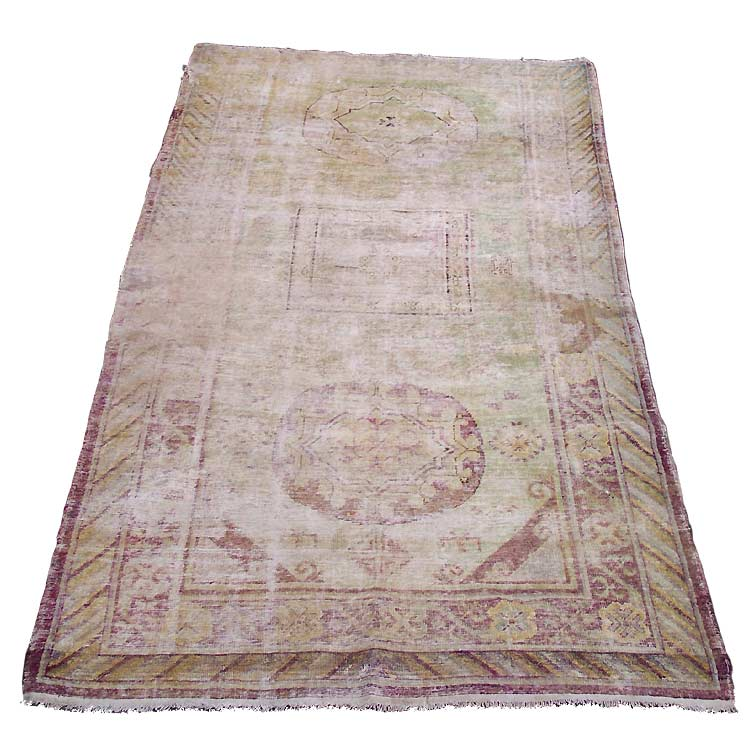 Caucasian Rugs Uk: Khotan Rugs- East Turkestan