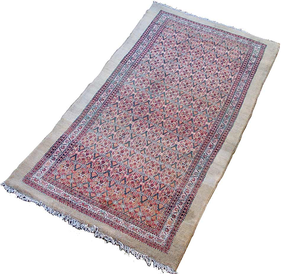 Caucasian Rugs Uk: Bakshaish/Serab Long Rug, £550 GBP